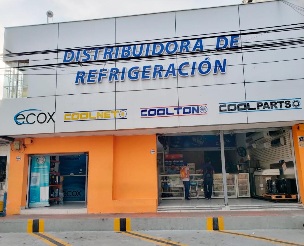 Distribuidora de Refrigeración - Sede Centro