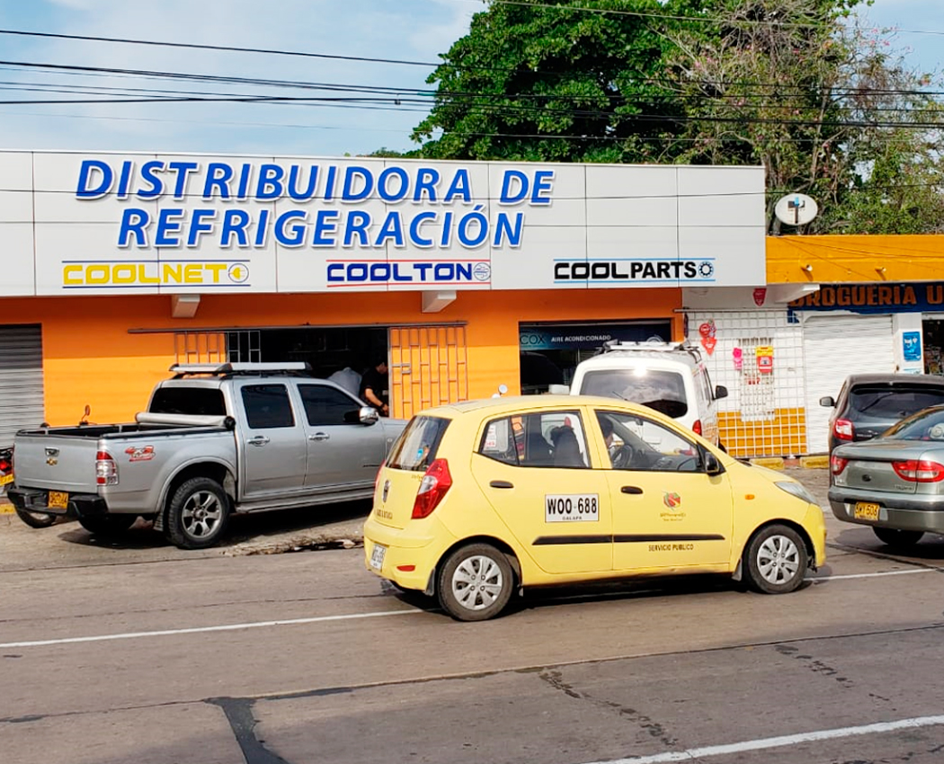 Distribuidora de Refrigeración - Sede Norte